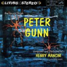 Henry Mancini (1924-1994): The Music From Peter Gunn (200g) (Limited-Edition) (45 RPM), 2 LPs