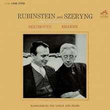 Ludwig van Beethoven (1770-1827): Violinsonate Nr.8 (200g/33rpm), LP
