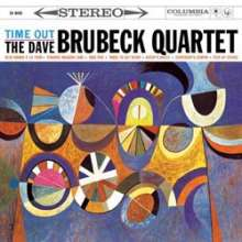 Dave Brubeck (1920-2012): Time Out (200g) (Limited-Edition), LP
