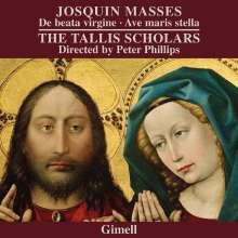Josquin Desprez (1440-1521): Missa de beata virgine, CD