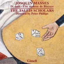 Josquin Desprez (1440-1521): Missa di dadi, CD