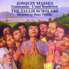 "Josquin Desprez (1440-1521): Missa ""Gaudemus"", CD"