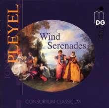 Ignaz Pleyel (1757-1831): Bläsersextette in Es & B, CD