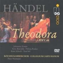 Georg Friedrich Händel (1685-1759): Theodora, DVD-Audio