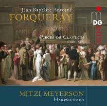 Antoine Forqueray (1671-1745): Suiten für Cembalo Nr.1-5, 2 CDs