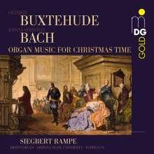 Orgelmusik zur Weihnachtszeit, CD