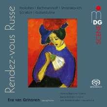 Eva van Grinsven - Rendez-vous Russe, Super Audio CD