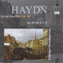 Joseph Haydn (1732-1809): Streichquartette Vol.10, CD