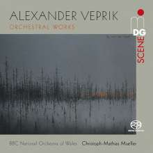 Alexander Veprik (1889-1958): Orchesterwerke, Super Audio CD