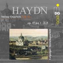 Joseph Haydn (1732-1809): Streichquartette Vol.11, CD