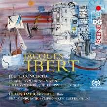 Jacques Ibert (1890-1962): Suite Symphonique, Super Audio CD