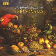 Christoph Graupner (1683-1760): Triosonaten, CD
