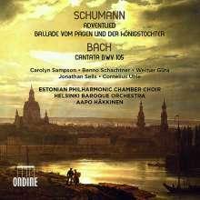 Robert Schumann (1810-1856): Adventlied op.71 (Weltersteinspielung), CD
