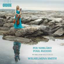 Per Nörgard (geb. 1932): Werke für Cello solo, CD