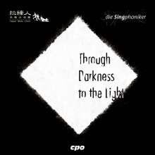 Through Darkness to the Light - Werke für Männerstimmen, CD