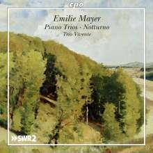 Emilie Mayer (1812-1883): Klaviertrios opp.13 & 16, CD