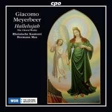 Giacomo Meyerbeer (1791-1864): Geistliche Musik, CD