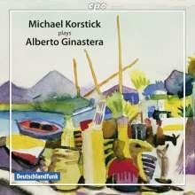 Alberto Ginastera (1916-1983): Klavierwerke, CD