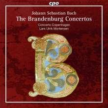 Johann Sebastian Bach (1685-1750): Brandenburgische Konzerte Nr.1-6, 2 Super Audio CDs