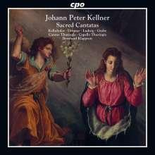 Johann Peter Kellner (1705-1772): Kirchenkantaten, CD