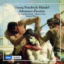 Georg Friedrich Händel (1685-1759): Johannes-Passion, CD