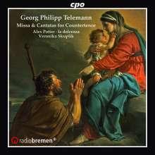 Georg Philipp Telemann (1681-1767): Missa brevis h-moll TVWV 9:14, CD