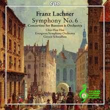 Franz Lachner (1803-1890): Symphonie Nr.6, CD