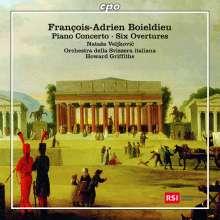 Francois-Adrien Boieldieu (1775-1834): Klavierkonzert D-Dur, CD