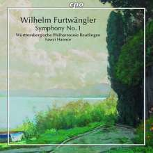 Wilhelm Furtwängler (1886-1954): Symphonie Nr.1 h-moll, 2 CDs