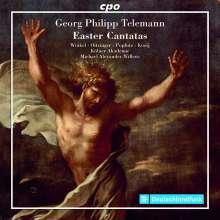 Georg Philipp Telemann (1681-1767): Osterkantaten, CD