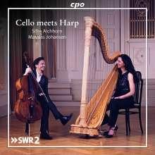 """Musik für Cello & Harfe - """"Cello meets Harp"""", CD"""