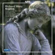 Richard Wetz (1875-1935): Requiem op.50, CD