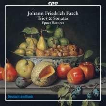 Johann Friedrich Fasch (1688-1758): Kammermusik, CD