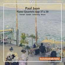 Paul Juon (1872-1940): Klavierquartette op.37 & op.50, CD