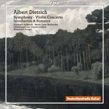 Albert Dietrich (1829-1908): Symphonie d-moll op.20, 2 CDs