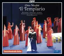 Otto Nicolai (1810-1849): Il Templario (Oper in 3 Akten), 2 CDs