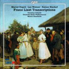 Franz Liszt (1811-1886): Franz Liszt-Transkriptionen, Super Audio CD
