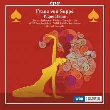 Franz von Suppe (1819-1895): Pique Dame, CD