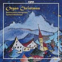 Weihnachtsmusik für Orgel & für Orgel 4-händig, CD