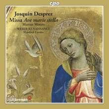 Josquin Desprez (1440-1521): Marien-Motetten, CD