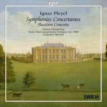 Ignaz Pleyel (1757-1831): Fagottkonzert B-Dur, 2 CDs