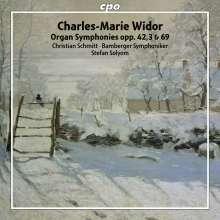 Charles-Marie Widor (1844-1937): Symphonie Nr.3 op.69 für Orgel & Orchester, Super Audio CD