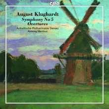 August Klughardt (1847-1902): Symphonie Nr.5 c-moll op.71, CD