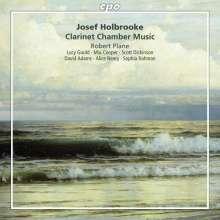 Joseph Holbrooke (1878-1958): Klarinettenquintett op.27, CD