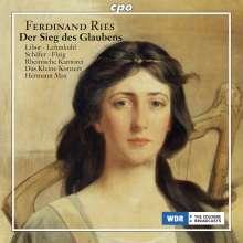 Ferdinand Ries (1784-1838): Der Sieg des Glaubens op.157 (Oratorium), Super Audio CD