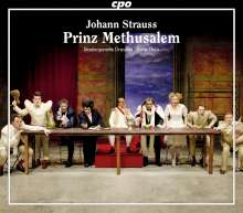 Johann Strauss II (1825-1899): Prinz Methusalem, 2 CDs