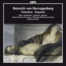 Heinrich von Herzogenberg (1843-1900): Requiem op.72, 2 Super Audio CDs
