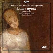 Come again - John Dowland und seine Zeitgenossen, CD