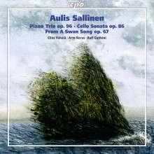 Aulis Sallinen (geb. 1935): Klaviertrio op.96, CD