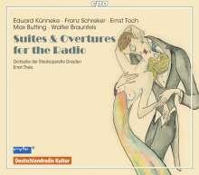 Edition RadioMusiken Vol.2 - Radio-Suiten & Ouvertüren, 2 CDs